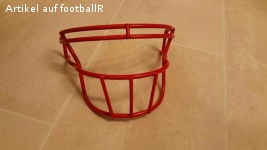 football helm facemask