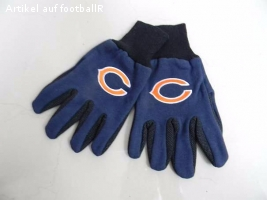 NFL Football Handschuhe Chicago Bears