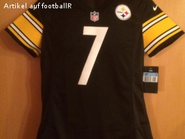 Pittsburgh Steelers Nike Jersey #7 Roethilsberger